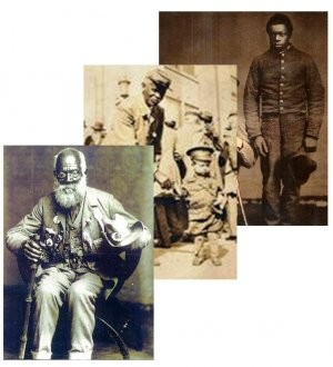 BLACK CONFEDERATES - a two DVD set