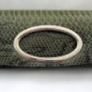 St Patrick&#39;s Green Croco Clutch