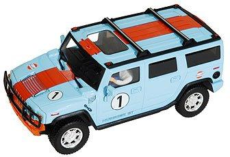 50489 Ninco Hummer H2 Gulf Slot Car