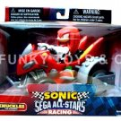 SONIC ALL-STAR RACING VEHICLE 3.5 INCH KNUCKLES FIGURE