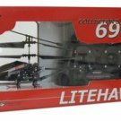 - Litehawk Mini Helicopter Collector's Edition 6996