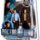Doctor Who the Eleventh Doctor's Crash Set 2 figures