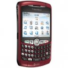 NEW BLACKBERRY CURVE 8310 RED UNLOCKED AT&T*TMOBILE