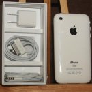 Brand New Apple iPhone 3GS 32GB White Factory Unlocked Tmobile Vodafone Fido O2