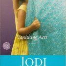 Vanishing Acts by Jodi Picoult Paperback