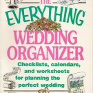 The Everything Wedding Organizer Book by Laura Morin Softcover