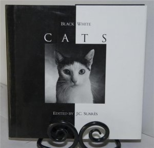 Black White Cats Book