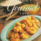 The Best Of Gourmet 1998 Cookbook