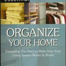 Essential: Organize Your Home book by Jason Rich