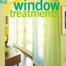 Simply Window Treatments book by Sunset