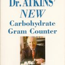 Dr. Atkins' New Carbohydrate Gram Counter Pocket Book