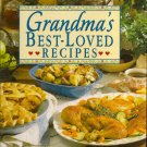 Grandma's Best Loved Recipes Cook Book