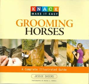 Grooming Horses Book Softcover Jessie C. Shiers