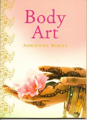 Body Art Book by Adrienne Burke paperback