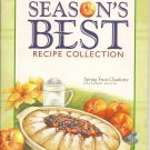 The Pampered Chef Season's Best Recipe Collection Spring/Summer 2000 Booklet