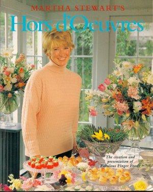 Martha Stewart's Horsd'oeuvres Book