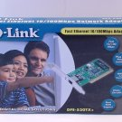D-Link Fast Ethernet 10/100Mbps Network Adapter