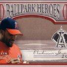 2004 Fleer Sweet Sigs Ball Park Heroes #5 Vladimer Guerrero