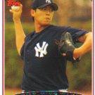 2006 Topps #87 Chien-Ming Wang