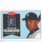 2009 O-Pee-Chee Face of the Franchise #FF27 Miguel Cabrera