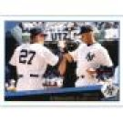 2009 Topps Update #UH69 Joe Giradi_Derek Jeter
