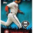 2009 Topps Topps Town #TTT65 Raul Ibanez
