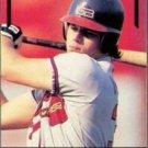 1991 Leaf Gold Rookies #BC21 Ryan Klesko