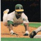 1991 Leaf Gold Rookies #BC26 Rickey Henderson