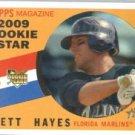 2009 Topps Heritage #531 Brett Hayes