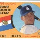 2009 Topps Heritage #647 Mitch Jones