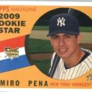 2009 Topps Heritage #660 Ramiro Pena