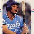 1988 Fleer #254 George Brett