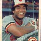 1984 Fleer #21 Ken Singleton