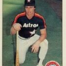 1984 Fleer #225 Bill Doran RC