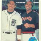 1984 Fleer #637 Backstop Stars (Lance Parrish and Bob Boone)