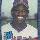 1986 Donruss #35 Mark McLemore