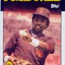 1986 Topps #10 Tony Gwynn