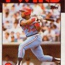 1986 Topps #329 Kirby Puckett