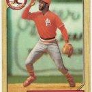 1987 Topps #749 Ozzie Smith