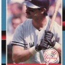 1988 Donruss #217 Don Mattingly