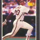 1989 Donruss #193 Mike Schmidt