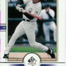 2000 SP Authentic #88 Larry Walker