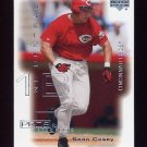 2000 Upper Deck Pros and Prospects #87 Sean Casey
