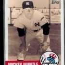 2007 Topps Chrome Mickey Mantle Story #MMS23 Mickey Mantle