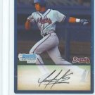 2009 Bowman Chrome Prospects #BCP31 Luis Sumoza