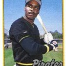 1989 Topps #620 Barry Bonds