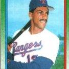 1990 Topps #331 Juan Gonzalez