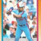 1990 Topps #714 Marquis Grissom