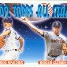 1993 Topps #409 G.Maddux/R.Clemens AS