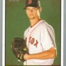 2010 Topps Heritage #16 Clay Buchholz